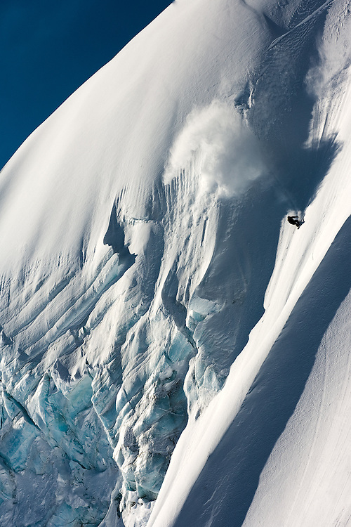 Jonaven Moore, Deeper splitboard expedition, AK.