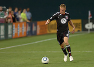 DC United forward Danny Allsopp scored both goals in his teams' 2-1 victory over the visiting Kansas City Wizards. The win was United's first of the 2010 campaign and broke a 5 game losing streak.