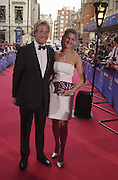 Ben Fogle and Kinvara Balfour. BAFTA Television Awards, sponsored by the Radio Times, Grosvenor House. London. 13 May 2001. © Copyright Photograph by Dafydd Jones 66 Stockwell Park Rd. London SW9 0DA Tel 020 7733 0108 www.dafjones.com