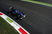 September 3-5, 2015 - Italian Grand Prix at Monza: Marcus Ericsson, Sauber Ferrari