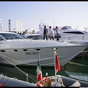 Genoa International Boat Show.Salone Nautico Internazionale di Genova