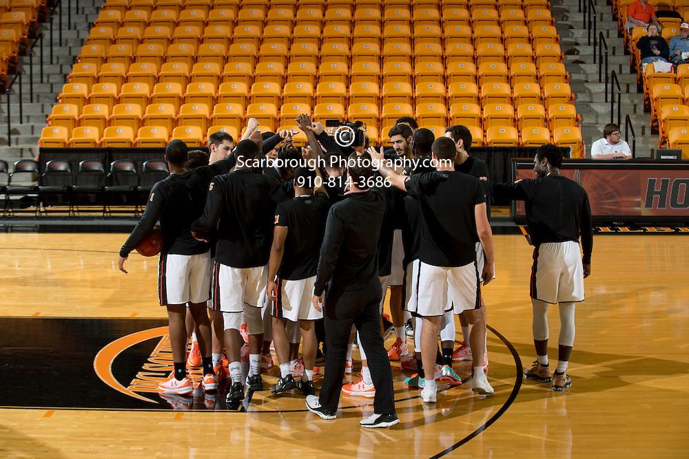 Campbell University Men's Basketball vs Allen