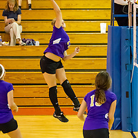 09-29-14 Berryville Jr Varsity Volleyball vs. Green Forest