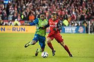 Toronto FC v Seattle Sounders - 09 Dec 2017