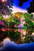 """Mystic Reflections of Villa Borghese – Rome""…<br />
