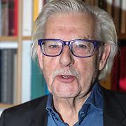 NLD/Amsterdam/20191210 - Rijmprent Ramsey Nasr onthuld, Jan Siebelink