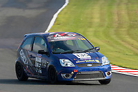 #135 Paul Boulton Ford Fiesta ST 2000 during the CSCC Tin Tops at Oulton Park, Little Budworth, Cheshire, United Kingdom. October 15 2016. World Copyright Peter Taylor/PSP. <br /> Copy of publication required for printed pictures.  Every used picture is fee-liable. http://archive.petertaylor-photographic.co.uk