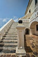 Stairway, Elmina Castle