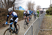 Belgium, March 31 2013: Ronde van Vlaandaren 2013..Copyright 2013 Peter Horrell.