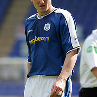 St Johnstone FC season 2004-05<br />Chris Hay<br /><br />Picture by Graeme Hart.<br />Copyright Perthshire Picture Agency<br />Tel: 01738 623350  Mobile: 07990 594431