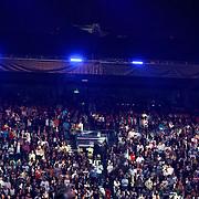 NLD/Amsterdam/20080526 - Samen met Dré in Concert, 2de ring Amsterdam Arena geheel leeg