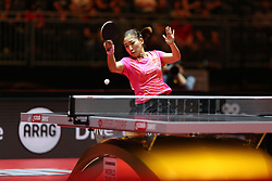02.06.2017, Messe, Düsseldorf, GER, Liebherr Tischtennis WM, im Bild Shiwen Liu (CHN) // during the Liebherr World Table Tennis Championships 2017 at the Messe in Düsseldorf, Germany on 2017/06/02. EXPA Pictures © 2017, PhotoCredit: EXPA/ Eibner-Pressefoto/ Wuest<br /> <br /> *****ATTENTION - OUT of GER*****