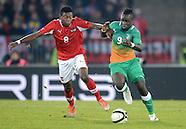 Fussball Freundschaftsspiel 2012/13: Oesterreich - Elfenbeinkueste