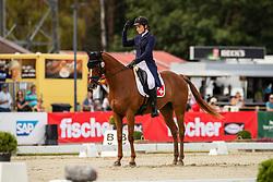 Gonfard Roxane, SUI, Opi de Saint Leo<br /> European Championship Eventing<br /> Luhmuhlen 2019<br /> © Hippo Foto - Dirk Caremans