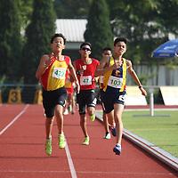 C Division Boys 1500m