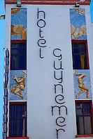 Maroc, Casablanca, hotel Guynemer // Morocco, Casablanca, Guynemer hotel