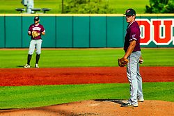 20 May 2019:  Matt Desomer. Missouri Valley Conference Baseball Tournament - Southern Illinois Salukis v Illinois State Redbirds at Duffy Bass Field in Normal IL<br /> <br /> #MVCSPORTS