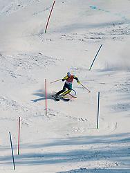 22.02.2018, Yongpyong Alpine Centre, Pyeongchang, KOR, PyeongChang 2018, Ski Alpin, Herren, Slalom, 2. Durchgang, im Bild Michael Matt (AUT, 3. Platz) // bronce medalist Michael Matt of Austria in action during the men's 2st run Slalom race of the Pyeongchang 2018 Winter Olympic Games at the Yongpyong Alpine Centre in Pyeongchang, South Korea on 2018/02/22. EXPA Pictures © 2018, PhotoCredit: EXPA/ Johann Groder