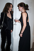CATHERINE BAILEY; JASMINE GUINNESS, Opening of Bailey's Stardust - Exhibition - National Portrait Gallery London. 3 February 2014