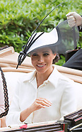 Meghan Markle Attends Her 1st Royal Ascot-2