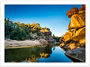 Cranky Rock catches the late afternoon sun, at Cranky Rock Nature Reserve [Warialda, NSW, Australia]<br /> <br /> Image ID: 109134. Order by email to orders@girtbyseaphotography.com quoting the image ID, preferred print size & media. Current standard size prices are published on the Pricing page. Custom sizes also available.