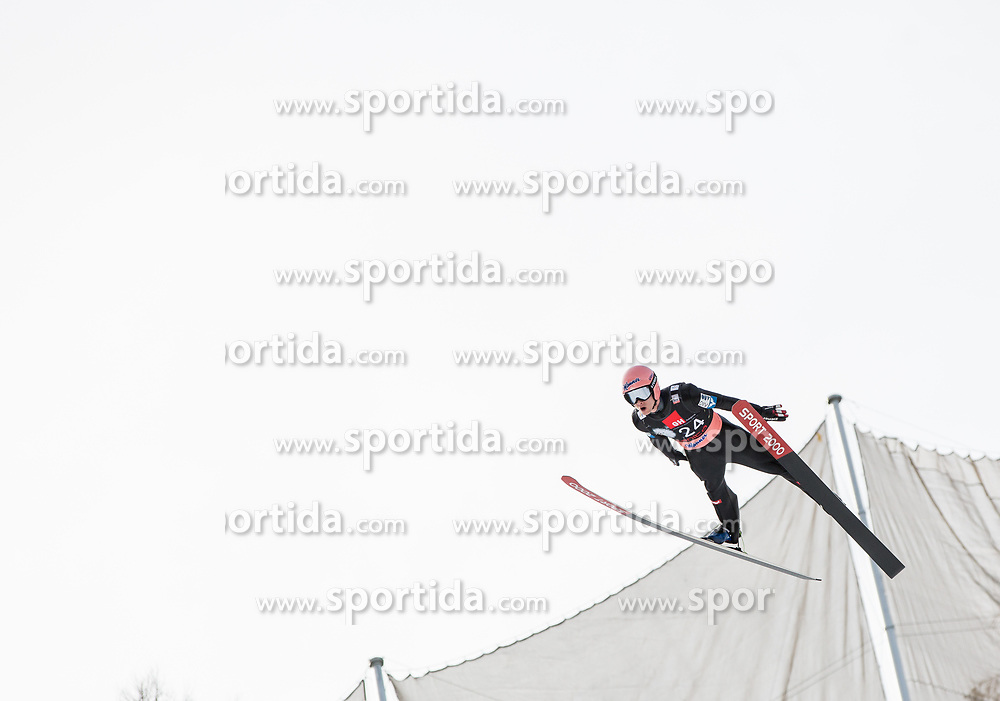 Manuel Fettner of Austria during the Ski Flying Hill Individual Competition on Day Two of FIS Ski Jumping World Cup Final 2017, on March 24, 2017 in Planica, Slovenia. Photo by Vid Ponikvar / Sportida