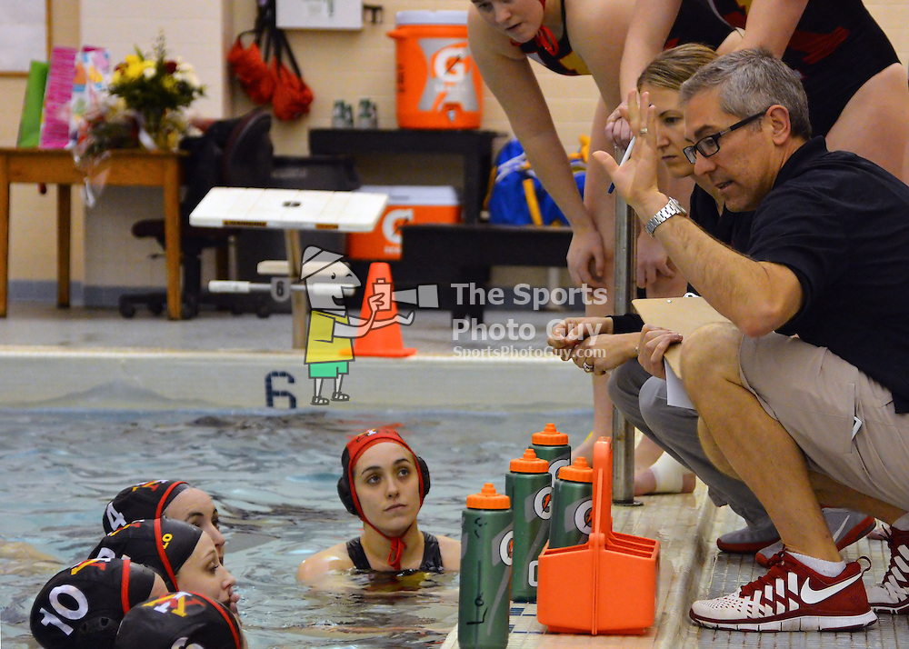 NCAA Women's Water Polo: VMI handles Notre Dame College 18-5
