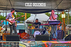 Make Music Normal festival - Uptown Normal<br /> <br /> Cole DeGenova Music: