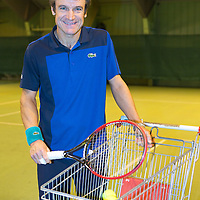 PTCA Trainer Kongress-Mats Wilander-Bob Brett