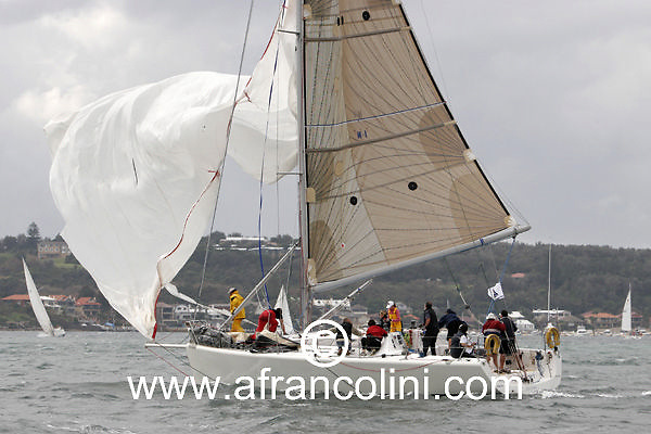 SAILING - BMW Winter Series 2005 - MORE WITCHCRAFT - Sydney (AUS) - 15/05/05 - ph. Andrea Francolini