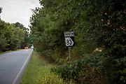Georgia Highway 83. Personal work, 2015 | http://bit.ly/2u8e0Aj