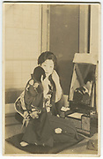 """Shochiku Studios cinema actor dressed in female """"oyama"""" roles, one dated Nov. 1937, silver gelatin bromide post cards published by Oriental Photo Papers.<br /> <br /> Part of a set of 27 postcards<br /> Price: ¥95,000 JPY (set price)<br /> <br /> <br /> <br /> <br /> <br /> <br /> <br /> <br /> <br /> <br /> <br /> <br /> <br /> <br /> <br /> <br /> <br /> <br /> <br /> <br /> <br /> <br /> <br /> <br /> <br /> <br /> <br /> <br /> <br /> <br /> <br /> <br /> <br /> <br /> <br /> <br /> <br /> <br /> <br /> <br /> <br /> <br /> <br /> <br /> <br /> <br /> <br /> <br /> <br /> <br /> <br /> <br /> <br /> <br /> <br /> <br /> <br /> <br /> <br /> <br /> <br /> <br /> <br /> <br /> <br /> <br /> <br /> <br /> <br /> <br /> <br /> <br /> <br /> <br /> <br /> <br /> <br /> <br /> <br /> <br /> ."""