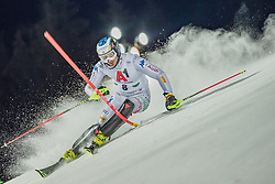 "29.01.2019, Planai, Schladming, AUT, FIS Weltcup Ski Alpin, Slalom, Herren, 1. Lauf, im Bild Manfred Moelgg (ITA) // Manfred Moelgg of Italy in action during his 1st run of men's Slalom ""the Nightrace"" of FIS ski alpine world cup at the Planai in Schladming, Austria on 2019/01/29. EXPA Pictures © 2019, PhotoCredit: EXPA/ Dominik Angerer"