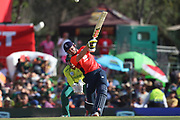 Jonny Bairstow during the International T20 match between South Africa and England at Supersport Park, Centurion, South Africa on 16 February 2020.