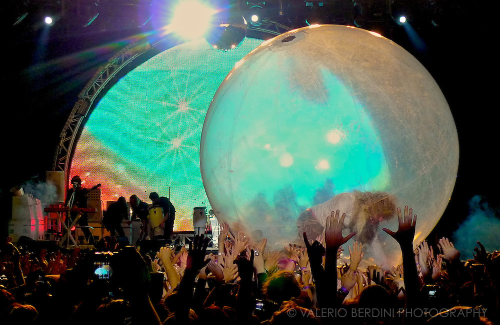 Primavera Sound 2011.Barcelona .Flaming Lips