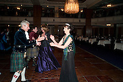 IONA DUCHESS OF ARGYLL; CHRISTOPHER BALFOUR;   The Royal Caledonian Ball 2010. Grosvenor House. Park Lane. London. 30 April 2010 *** Local Caption *** -DO NOT ARCHIVE-© Copyright Photograph by Dafydd Jones. 248 Clapham Rd. London SW9 0PZ. Tel 0207 820 0771. www.dafjones.com.<br /> IONA DUCHESS OF ARGYLL; CHRISTOPHER BALFOUR;   The Royal Caledonian Ball 2010. Grosvenor House. Park Lane. London. 30 April 2010