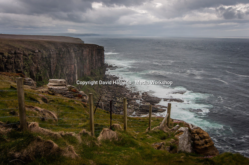 Sea Cliffs, Dunnet Head