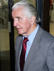 Westminster, September 20th 2016. Dennis Skinner leaves the Labour Party Headquarters following a meeting of the NEC.