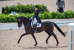 Kosterina Tatyana, RUS, Diavolessa V<br /> World Equestrian Games - Tryon 2018<br /> © Hippo Foto - Dirk Caremans<br /> 13/09/18