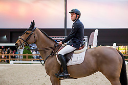 Brash Scott, GBR, Ursula XII<br /> Indoor Brabant 2018<br /> © Sharon Vandeput<br /> 11/03/18
