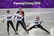 Men - Short Track Speed Skating - 17 February 2018