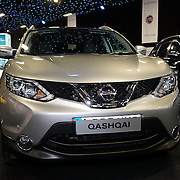 London,England, UK : 5th May 2016 : Qashqai showcases at London Motor Show at Battersea Evolution over four days, with an exclusive preview in London. Photo by See Li