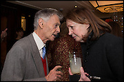 DERRY MOORE; THE COUNTESS OF SNOWDON, Ralph Lauren host launch party for Nicky Haslam's book ' A Designer's Life' published by Jacqui Small. Ralph Lauren, 1 Bond St. London. 19 November 2014