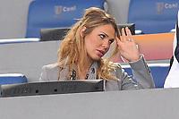 Ilary Blasi <br /> Roma vs Sampdoria<br /> Campionato di Calcio serie A<br /> Stadio Olimpico, Roma, 22/05/2011<br /> Photo Antonietta Baldassarre Insidefoto
