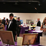 People browse the silent auction during the Diamonds and Champagne Hope Ball Saturday November 22, 2014 at the Coastline Convention Center in Wilmington, N.C. (Jason A. Frizzelle)
