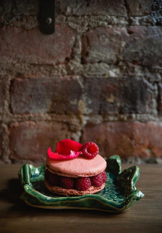 Damien Herrgott, Pastry Chef Bosie Tea Parlor NYC