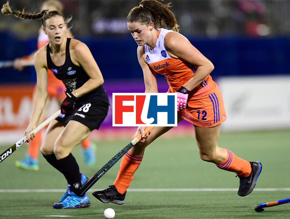 AUCKLAND - Sentinel Hockey World League final women<br /> Match id:10322<br /> 22 NED v NZL (Final)<br /> Foto: Lidewij Welten <br /> WORLDSPORTPICS COPYRIGHT FRANK UIJLENBROEK