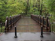 Oak Bridge in Central Park