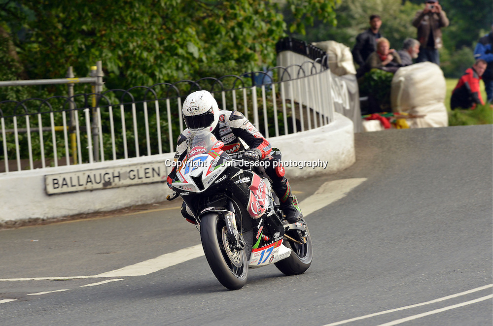#17 Dan Kneen Honda Cookstown BE Racing