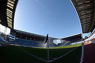 a General view of Villa Park before k/o.The FA cup, 6th round match, Aston Villa v West Bromwich Albion at Villa Park in Birmingham, Midlands on Saturday 7th March 2015<br /> pic by John Patrick Fletcher, Andrew Orchard sports photography.